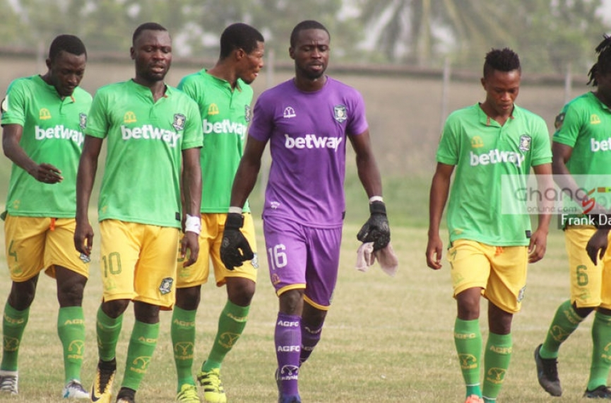 MATCH REPORT: Aduana Stars 4-0 Inter Allies - Yahaya Mohammed bags hat-trick as Ogya boys flog Allies again