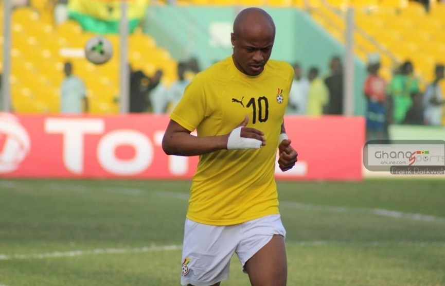 """Winning the AFCON is a difficult task"" - Ghana captain Dede Ayew"