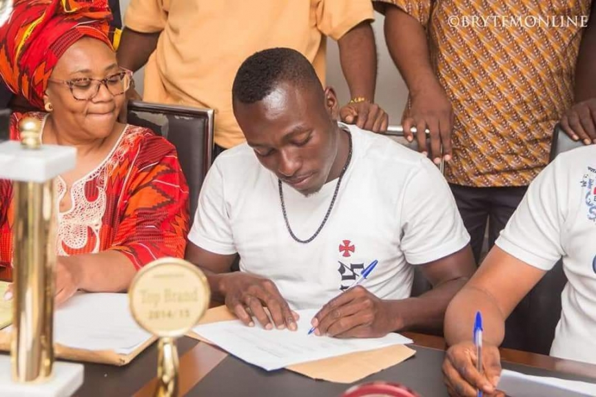 EXCLUSIVE: Patrick Razak signs mouthwatering deal with Joy Industries