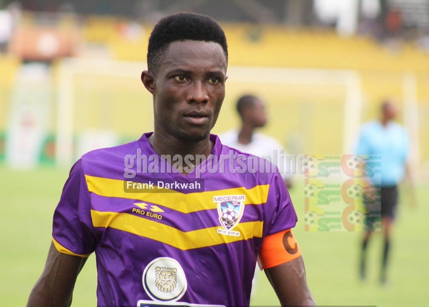 Tetteh Zutah eyes victory over Karela in GPL opener