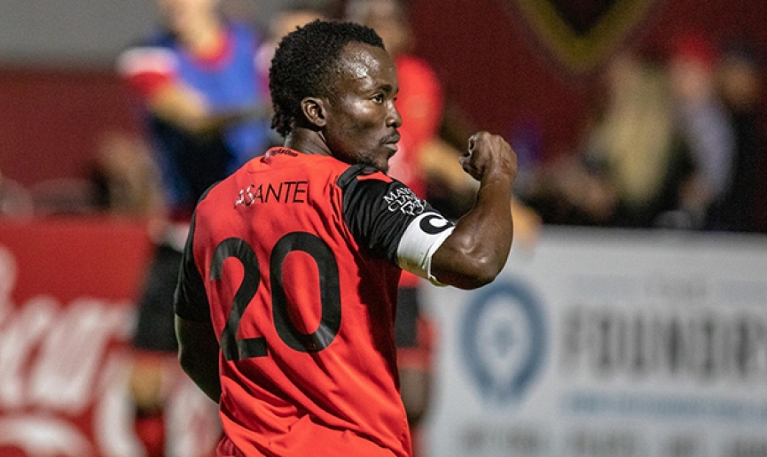 Solomon Asante scores and provide three assists in Phoenix Risings heavy win in USL opener (+VIDEO)