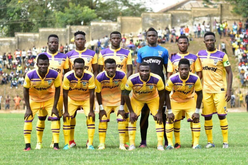 MATCH REPORT: Medeama 1-0 Inter Allies - Medeama close gap on league leaders