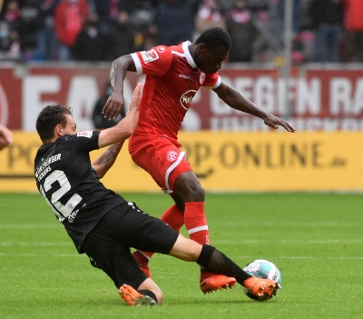 Ghanaian youngster Kelvin Ofori on cloud nine with Bundesliga start for Fortuna Dusseldorf