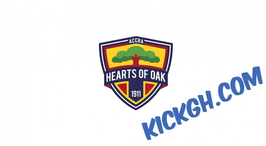 Hearts of Oak unveil new badge; Check it out