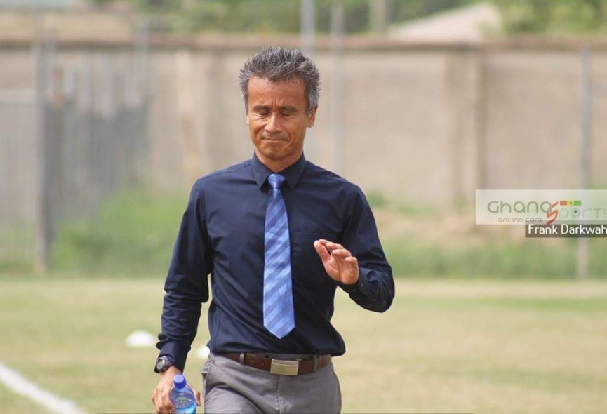 I could have won Champions League and GPL title with Heart of Oak if....... - Kenichi Yatsuhashi