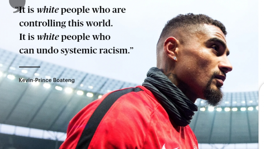 EMOTIONAL RACISM PIECE: To My White Brothers and Sisters — KP Boateng writes