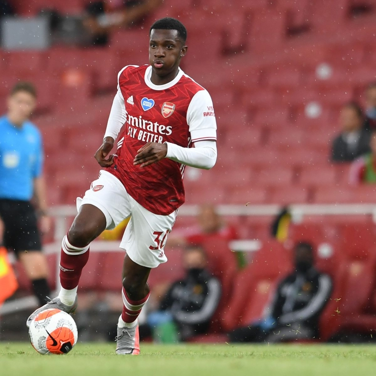 Ghana's Eddie Nketiah pops up on West Ham radar