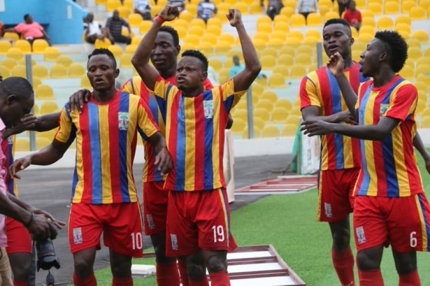 Hearts of Oak announce 29-man squad for NC Special Cup; Check those who made the list