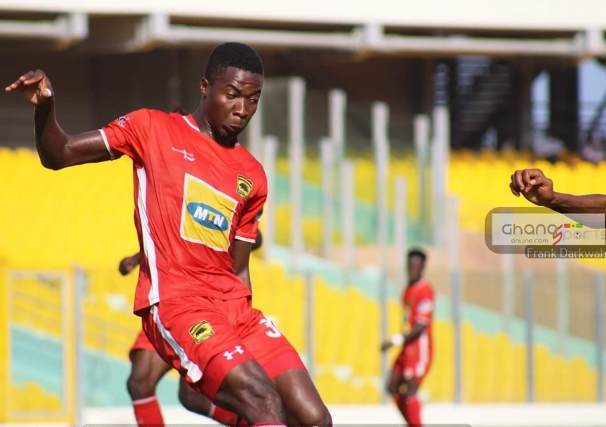 Sigh of relief for Kotoko as Abdul Ganiu passed fit for WAFA game
