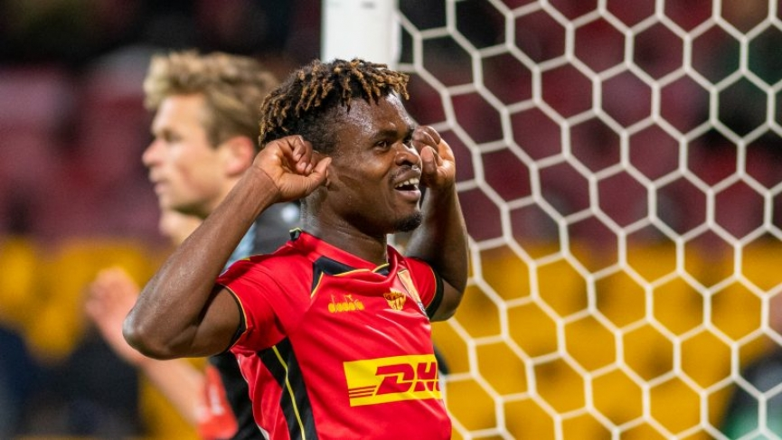 Godsway Donyoh scores late to save FC Nordsjaelland from home defeat