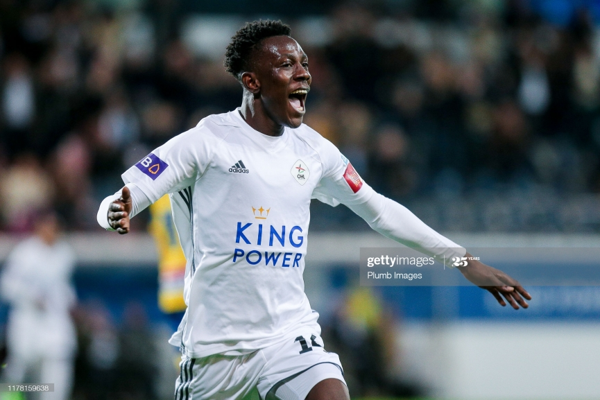 EXCLUSIVE: Ghanaian sensation Kamal Sowah returns to Leicester City