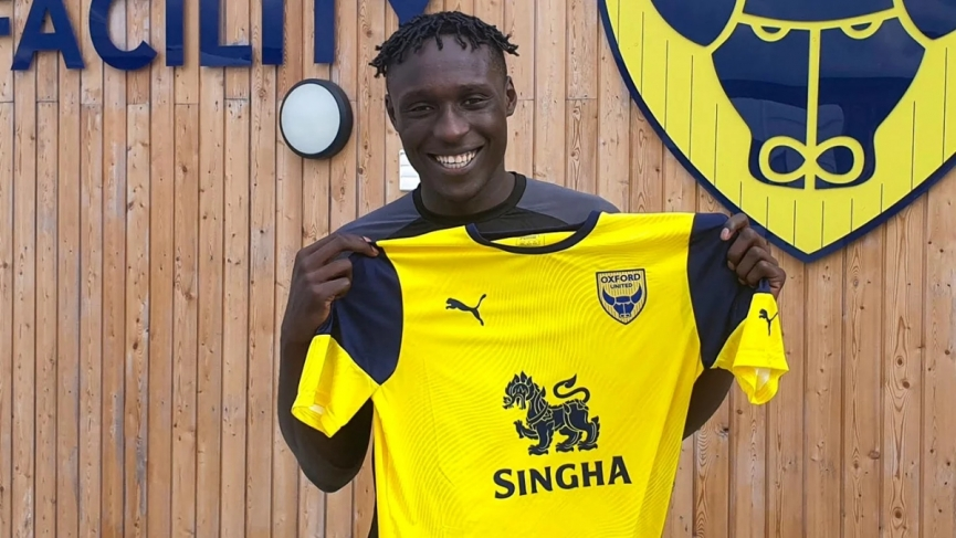 Ghanaian-born Dan Agyei joins English side Oxford United
