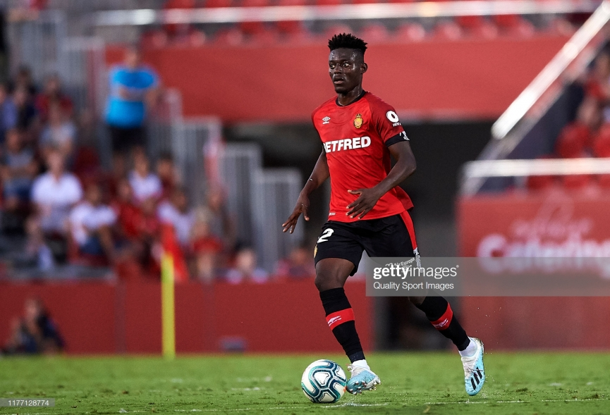 Coach Kwesi Appiah to watch midfield gem Iddrisu Baba as Real Mallorca face Real Madrid