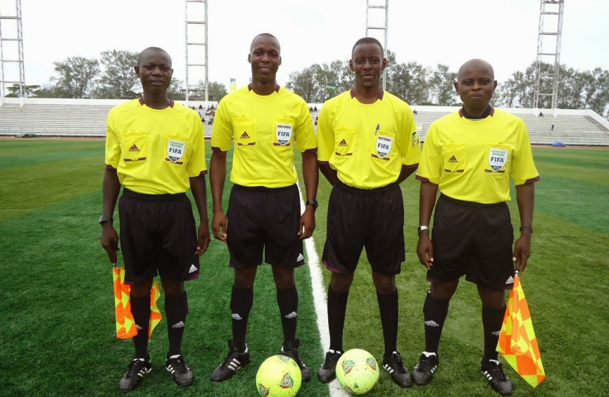 CHANGES: Issah Sy to officiate Kotoko and CARA in Kumasi