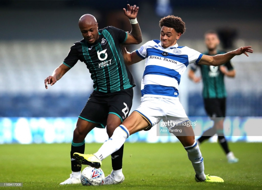 Andre Ayew provides two assists in Swansea City away win over QPR