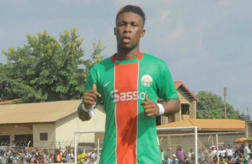 Techiman City's Ebenezer Agyapong to join Chippa United