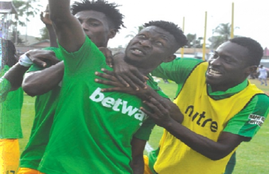 Aduana Stars to face Madagascan side Fosa Juniors in Confederation Cup play-off