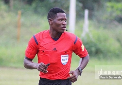 Ghana's Daniel Laryea selected for CHAN tournament in Cameroon