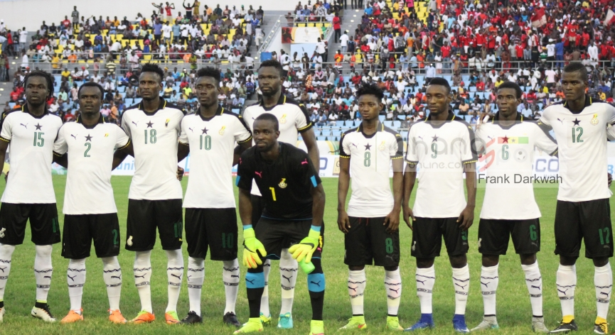 Coach Maxwell Konadu invites 28 players for Black Stars 'B'; Check those who made the list