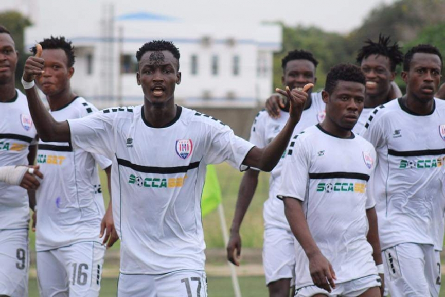 NC Special Cup Report: Inter Allies 4-2 WAFA- Allies and WAFA in a six goal thriller encounter