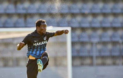 Anthony Annan scores first goal of the season for FC Inter