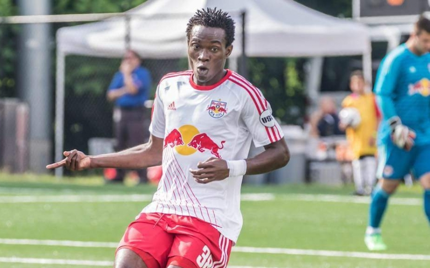 Wahab Ackwei terminates his contract with New York Red Bulls