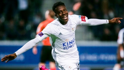 Ghanaian sensation Kamal Sowah responds Black Stars snub with BRACE for OH Leuven