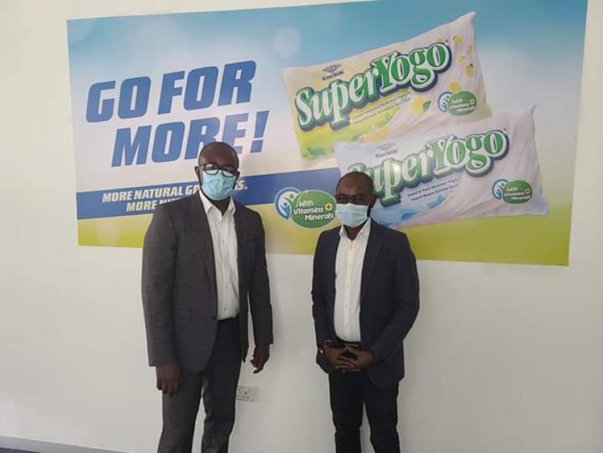 Possible 'Sponsorship' deal from Fan Milk — Kurt Okraku hints