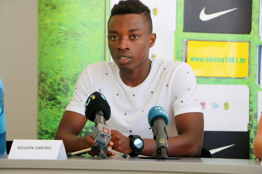 Exclusive: Swiss top-flight club track Obeng Regan
