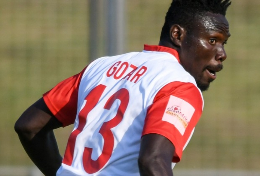 HOT CAKE: South African top-flight club chase in-form Daniel Gozar