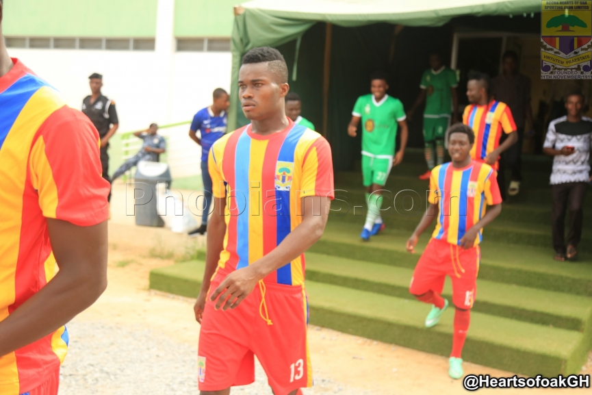 Feature: Why Hearts Must Get Kojo Obeng Junior Firing Again
