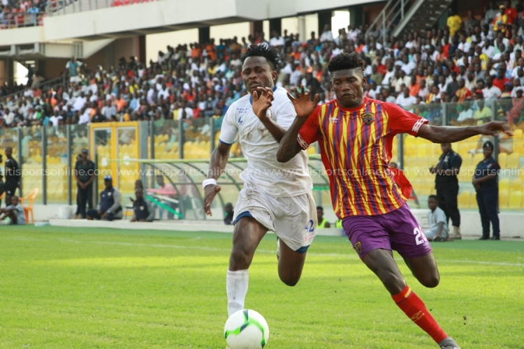 MATCH REPORT: Stubborn Chelsea hold Hearts of Oak in Berekum to maintain unbeaten run at home