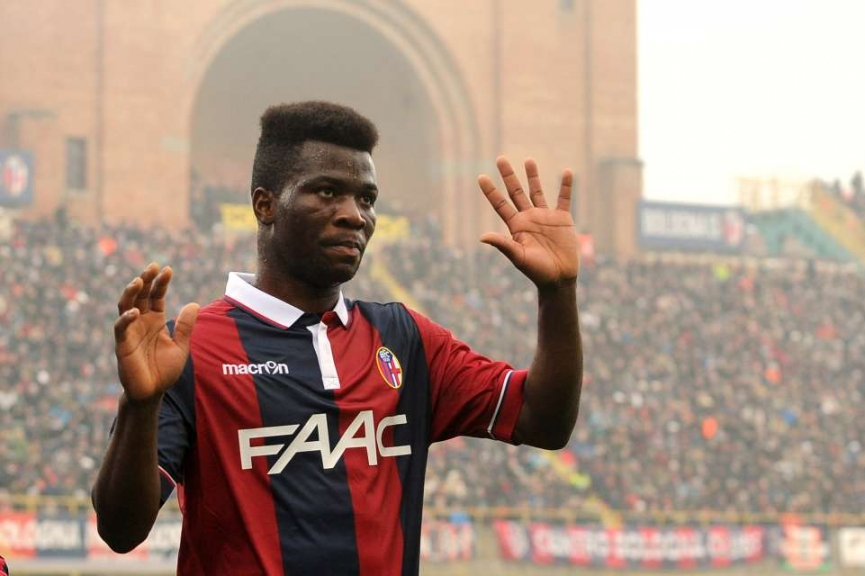 Godfred Donsah leaves Italy for Cercle Brugge