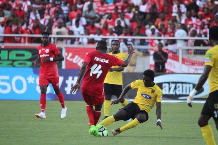 MATCH REPORT: Kotoko share spoils with Simba SC in a friendly