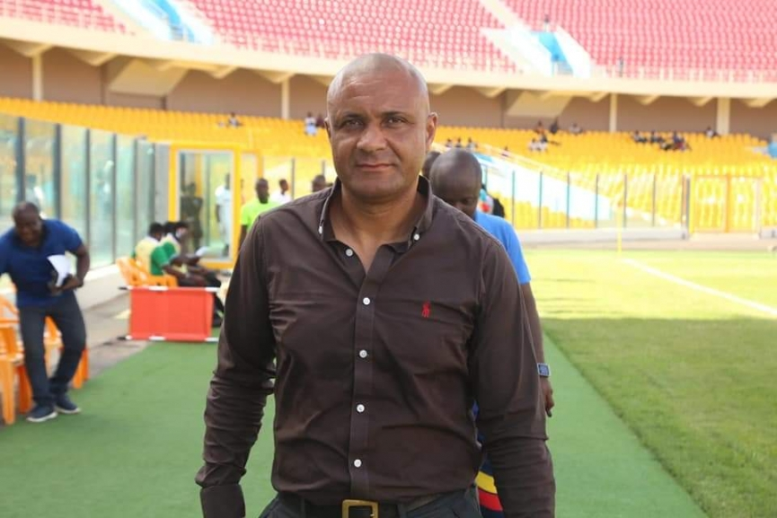 We could have scored SEVEN goals against WAFA - Kim Grant