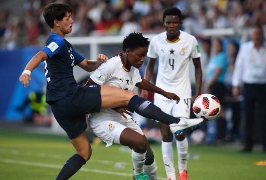 3 Things we learned as Les Bleuttes pummels the Black Princesses