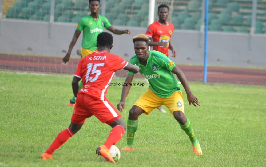 Aduana Stars ace Fataw Abdul Raman wants to score more goals for club in Special Competition