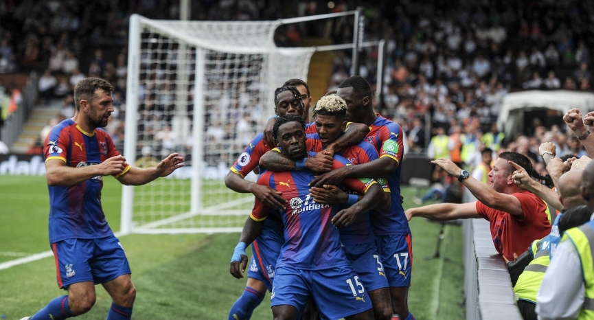 Jeffrey Schlupp nets brilliant finish in Crystal Palace win over Fulham
