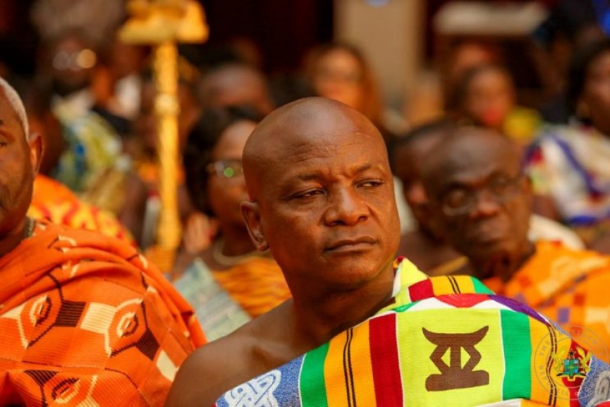 "Togbe Afede calls for ""total restructure"" of the GFA"