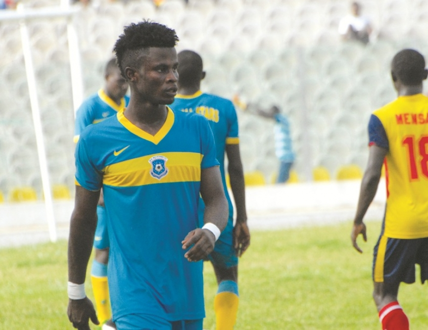 EXCLUSIVE: Hearts of Oak to sign All Stars' Kelvin Andoh