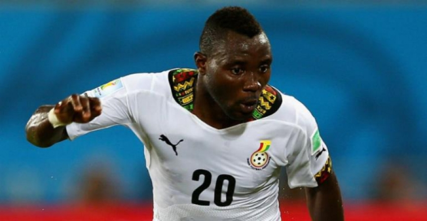Kwadwo Asamoah rules himself out of Ethiopia clash; check his reason