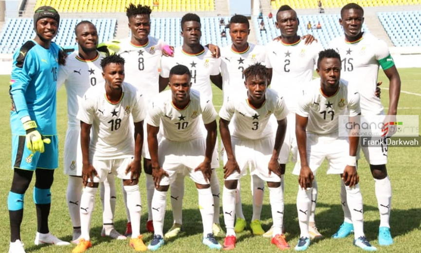 Coach Jimmy Cobblah names Black Satellites squad to face Senegal today; Toku starts