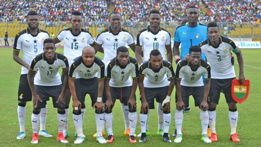 Coach Kwesi Appiah announces Black Stars Squad to face Japan & Iceland; Asamoah Gyan and others DROPPED