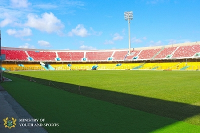 Sports Authority withdraw charges on Accra Sports Stadium