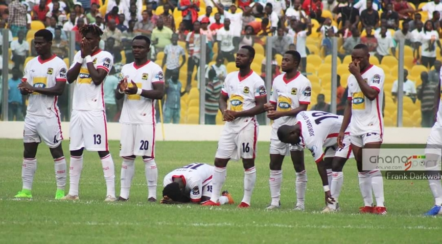 Kotoko to terminate contract with Kits Suppliers STRIKE