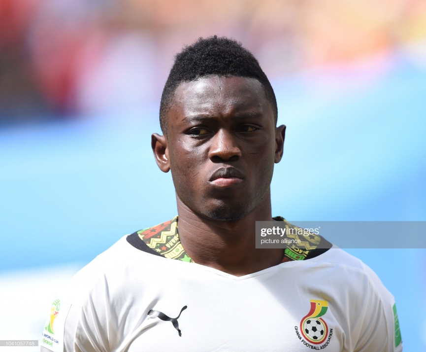 CONFUSION rocks Black Stars Camp as Majeed Waris boycotts meeting after being dropped from AFCON 2019 squad