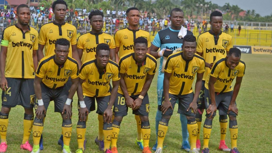 EXCLUSIVE: AshantiGold secure new kits Sponsorship deal