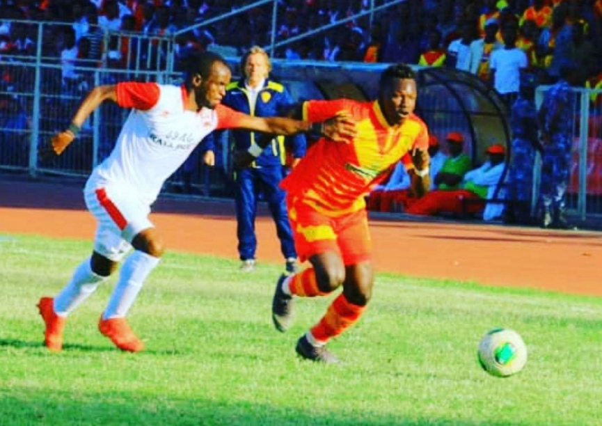 Richard Arthur provides assist in St. George FC famous win