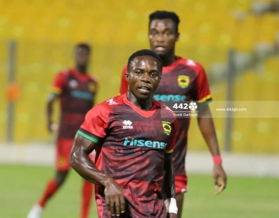 RS Berkane reach $150,000 deal with Kotoko for Augustine Okrah