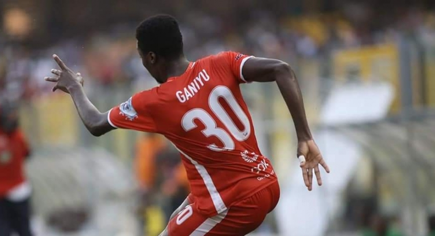 Big Blow for Kotoko as Abdul Ganiyu suffers fresh injury